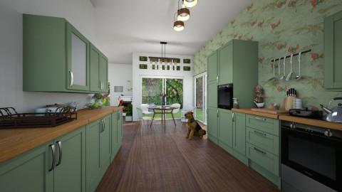 Birdy kitchen - by katiwan
