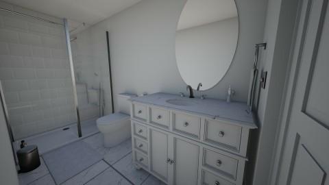 our new bathroom - Bathroom - by Isabella Mastroianni