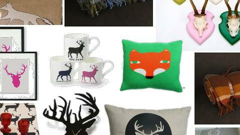 Country Glam Animal Motifs - Country - Home accessories - by mydeco Insider