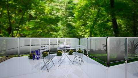 Nadia Ortiz Valle 02 - Garden - by Jlo Design