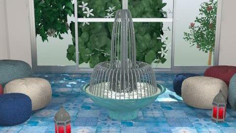 Patio árabe - Eclectic - Garden - by sacerdote