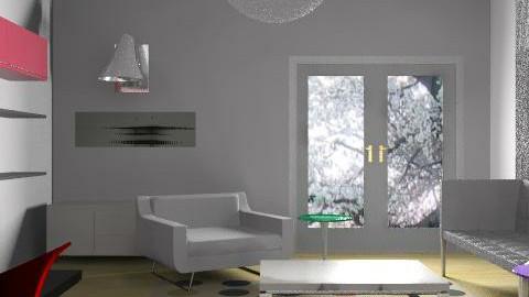for Bohemia - Minimal - Living room - by turquoiseshell