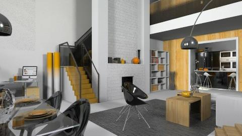 minimal - Minimal - Living room - by everybodyfeel