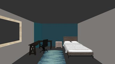 Bedroom - Bedroom - by thelms