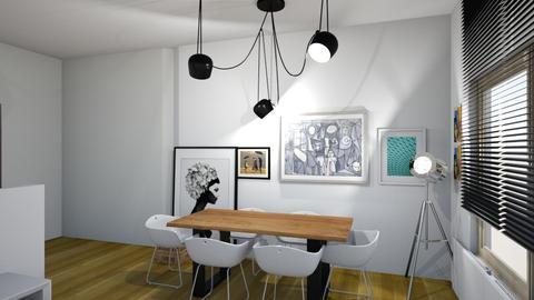 DNEVNI BORAVAK a - Modern - Living room - by fungiperfecti
