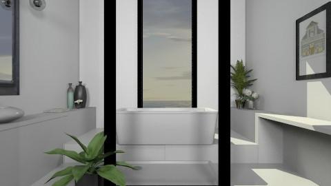 Bathroom - Modern - Bathroom - by amandafern