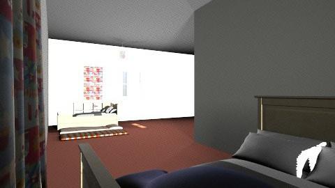 nana queen - Glamour - Bedroom - by nana celius