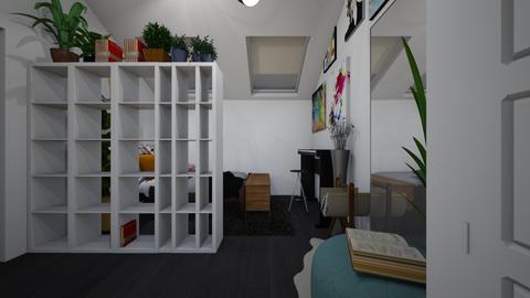 room part two measurement - Modern - Bedroom - by jolijn6102