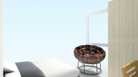 ucf dorm - Bedroom - by water8