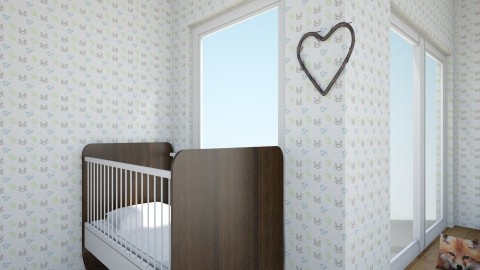 baby room - Kids room - by Dawn StarLight