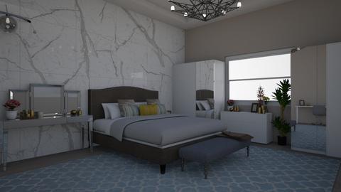 hj room - Living room - by alwyh
