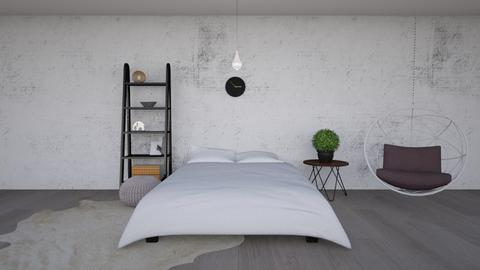 sleep in on a saturday - Minimal - Bedroom - by kristina_bina