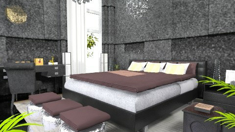 Just remove the mirrors - Modern - Bedroom - by Reported
