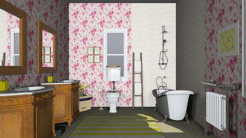 country chic - Modern - Bathroom - by sarahl
