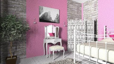 sssss - Bedroom - by suzana_beovi