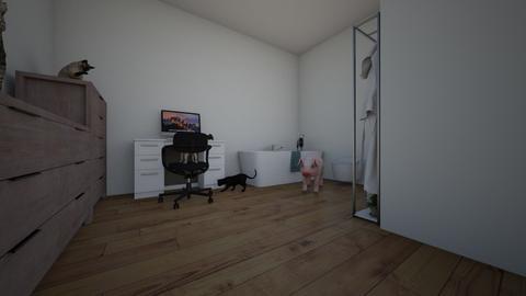 Meh Room - Bedroom - by s147951
