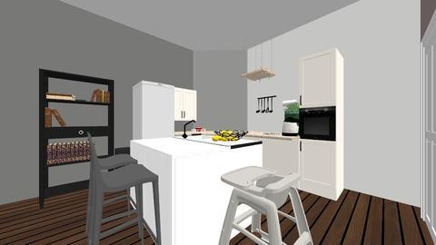 Studio apartment  - by Annoying_ava697