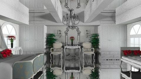 beautiful reflection - Glamour - Bedroom - by Linda Eubanks
