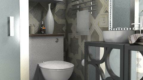 Cotswold 3 - Eclectic - Bathroom - by Theadora