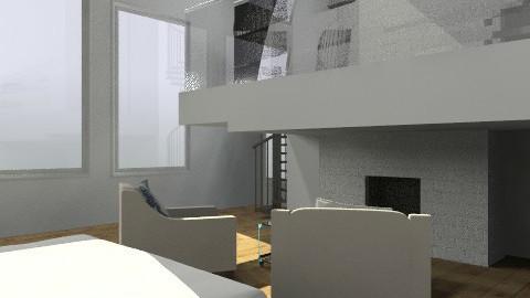 Loft Bedroom - Modern - Bedroom - by ava234