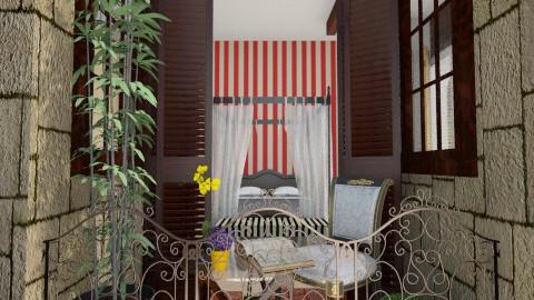 Balcone - Bedroom - by Alternative