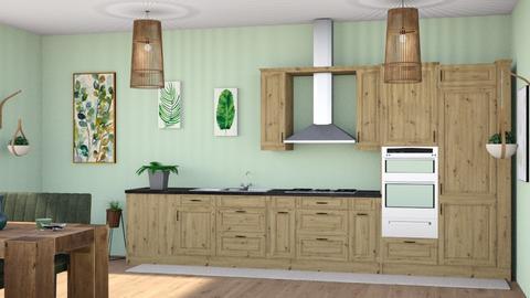 IP Artisan Kitchen - by Jade Autumn