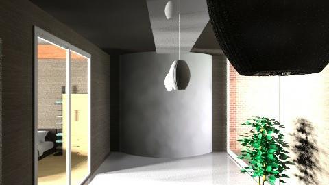 Long Housee - Minimal - by Rachel Ederer