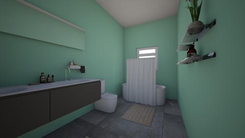 bathroom - Bathroom - by gennaesserman