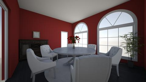 Jade formal dining - Dining room - by mars30