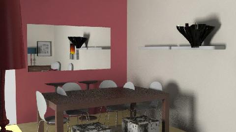 salle manger V12 - Dining Room - by johanne