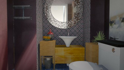 Spicy - Glamour - Bathroom - by WoodWood