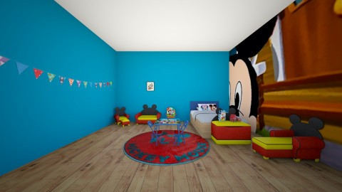 kids room - Classic - Bathroom - by Jessica Baines
