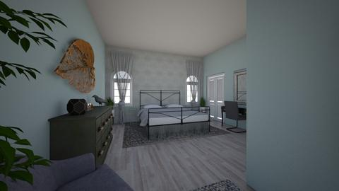 eclectic2 - Bedroom - by ktd0810