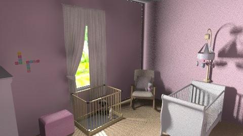 nursery - Kids room - by AoifeK
