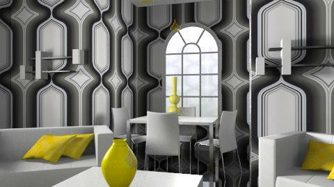 mellow - Retro - Living room - by trees designs