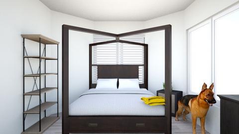 bedroom 4 bed  - Bedroom - by kdockbro