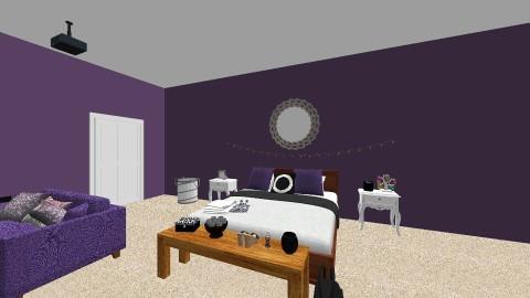 Bedroom 1 - Modern - Bedroom - by emiliax