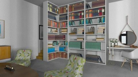 summer house - Vintage - Living room - by amandafern
