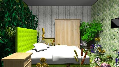 Grasshhmmmm - Bedroom - by sophiesweetie8
