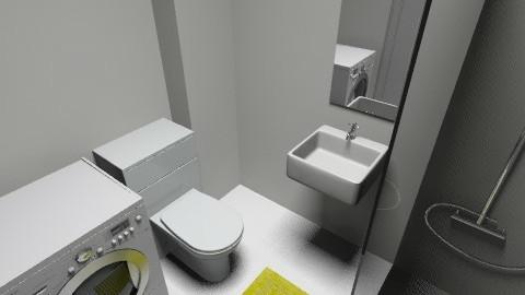 Bath - Minimal - Bathroom - by Arton81