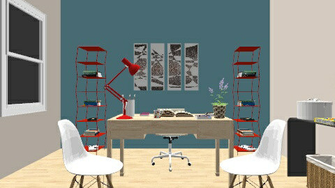my office - Country - Office - by stamatia kastrinaki