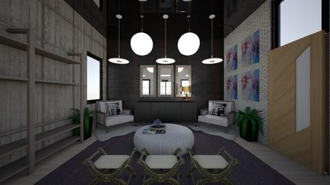 Shop Lobby - Office - by jademydeco
