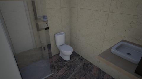 3 - Bathroom - by msaadeldeen