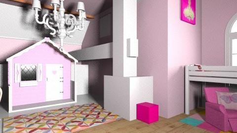 Binkroom - Kids room - by MahaMA