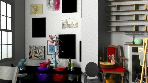 Art room ATELIER5 - Classic - by Graff