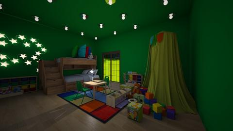 boys - Kids room - by joja12345678910