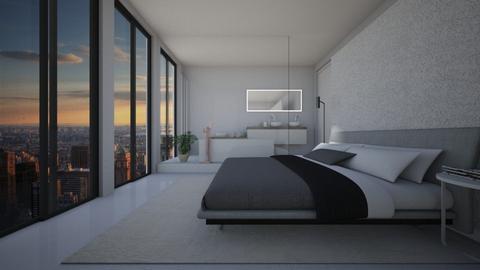 bedroom - Bedroom - by vch_k