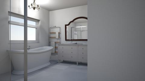 new bathrooms15 - Bathroom - by hannahkmathenia