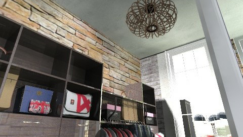 Dressing room - Rustic - by user_7618082