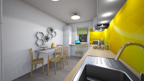 Mirela Badalan kitchen 3 - Modern - Kitchen - by Flori Santa